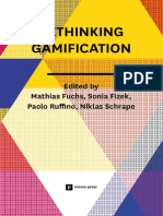 Rethinking Gamification Dragona Counter Gamification