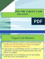 Cash Conversion Models