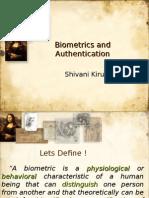 070327 Biometrics