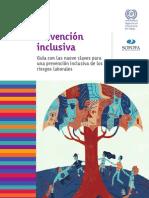 Prevencion Inclusiva Web 2013