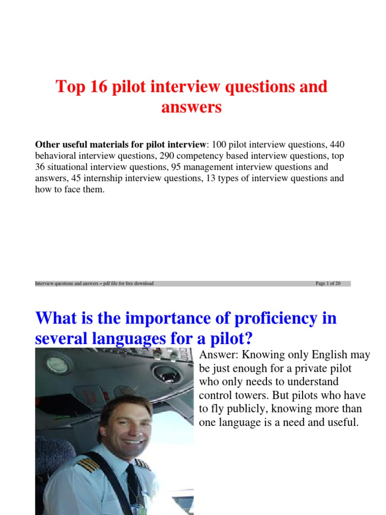 top8airlinepilotinterviewquestionsanswers-130507040846