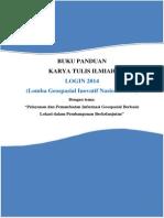 Buku Panduan Peserta LOGIN 2014