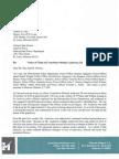 Cornealious Michael Anderson III Notice of Claim