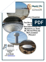 Munsievile Project Charter
