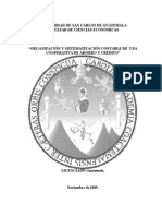 Trabajo Manual Contable de Una Cooperativa (Resultados)