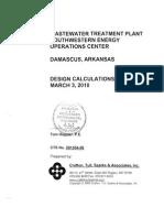 AR0051756 Design Calculations 20100303