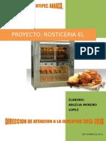 Proyecto Rosticeria