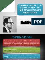 Thomas Kuhn Revoluciones Científicas