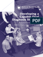 Buenas Practicas en Patologia Dual (UK)