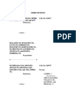 Heirs of Jose Bang Et Al vs Rolando Sy, Rosalino Sy, Et Al Gr No 114217