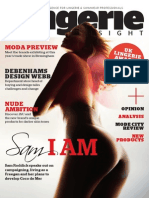 Lingerie Insight August 2011