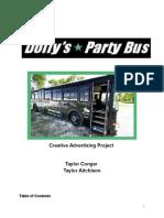 dollyspartybuscreativeproject