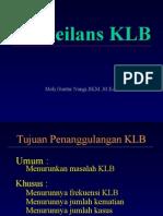 Surveilans KLB