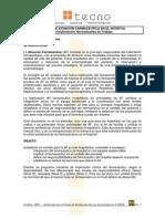 Modelo de Atención Farmacéutica en El Hospital