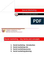 Social Marketing - Lecture