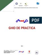 Ghid de Practica PRACTEC