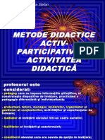 Didactic-ro Metode Didactice Activ Participative1