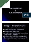 Constructivismo y Nuevos Desafíos