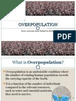 Overpopulation [Health Economics]