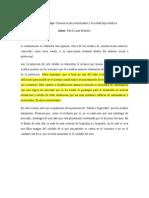 Comunicación Neurotizante (RNES)