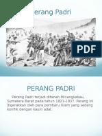 Sejarah (Perang Padri)