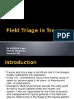 Field Triage in Trauma