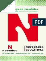 noveduc2014_novedades