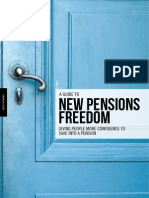 A Guide to the New Pensions Freedom