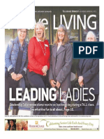 Active Living magazine March 2015