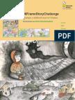Chitra Chandrashekhar's Illustrations for the #6FrameStoryChallenge