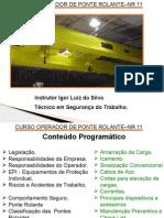 Operador Ponte Rolante