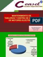 Masntto Tableros y Centro de Control de Motores_presentacion