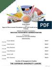 Macro Economics Final Project