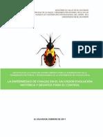 La Enfermedad de Chagas en El Salvador Evolucion Historia y Desafios Para El Control