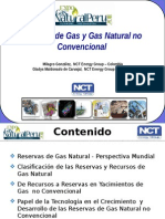 Reservas de Gas Convencional