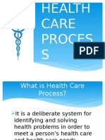 Health Care Process
