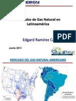 Mercados de Gas Natural en Latinoamerica.