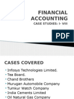Fin Acct Cases (1-8)