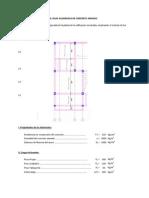 Anilisis y Calculo de Losa Aligerada 4 tramo usando coeficiente ACI