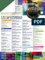 Printemps des conservatoires du Val-de-Bièvre 2015