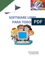Software Libre y Educacion