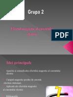 Efectul Magnetic Al Curentului Electric (1)