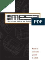 Mesa+Installation+Manual