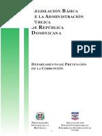 Legislación Básica de la Administración Pública RD - USAID.pdf