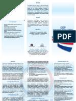 Brochure Comisiones de Ética Pública - CEP