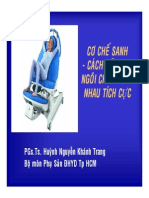 [SẢN] W4.3 - Normal Delivery - CO CHE SANH-CACH DO SANH NGOI CHOM-SO THAI TICH CUC Normal delivery.pdf http://bsquochoai.ga