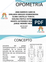Antropometria Exposicion Grupo 1