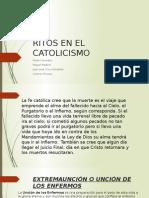 Ritos en El Catolicismo