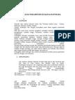 Penjelasan Parameter Kualitas Batubara