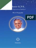 1 Biografía de k.p. Kumar
